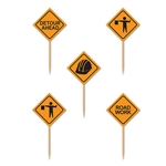 Construction Signs Picks
