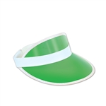 DEALER'S VISOR - GREEN