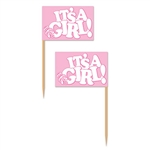 It's A Girl Party Picks