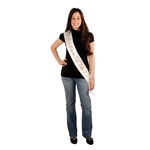 """Bride To Be"" Sash"