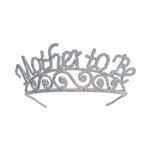 Mother to Be Glittered Tiara
