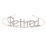 Retired Royal Rhinestone Tiara