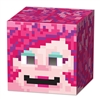 8-BIT BOX HEAD GAMER GIRL