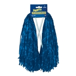 Blue Shaker Poms - 2 Pack