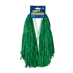 Kelly Green Shaker Poms