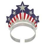 Miss Liberty Patriotic Tiara