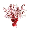 Heart Gleam 'N Burst Centerpiece