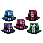 ENTERTAINER HI-HATS ASSORTED COLORS