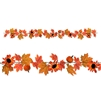 Autumn Fabric 6 ft Garland