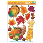 Thanksgiving Glass-Magnets