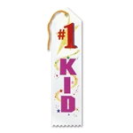 #1 KID AWARD RIBBON