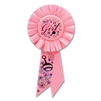 ITS A GIRL ROSETTE RIBBON