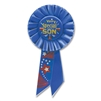 VERY SPECIAL SON ROSETTE RIBBON