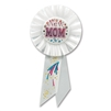 NEW MOM ROSETTE RIBBON