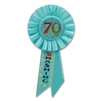 70 & SMASHING ROSETTE AWARD RIBBON