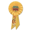 AGELESS WONDER ROSETTE AWARD RIBBON