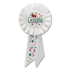 NEW GRANDMA ROSETTE AWARD RIBBON