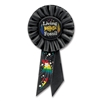 LIVING FOSSIL ROSETTE AWARD RIBBON