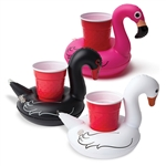 Birds Beverage Boats