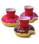 Donuts Beverage Boats