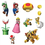 Super Mario Bros. Wall Decorations