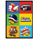 Super Mario Bros. Stickers