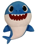 Daddy Shark Sound Plush by Pinkfong