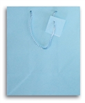LARGE BABY BLUE GIFT BAG