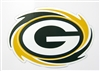 "Packers ""G"" Logo Spiral Magnet"