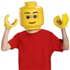 Lego Iconic Mask and Hands Child Costume Kit