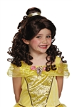 Beauty and the Beast - Belle Child Wig