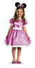 Minnie Mouse Kids Costume Extra Small (3T-4T)