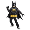 Lego Batman Minifigure Deluxe Kids Costume - Medium