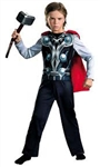 The Avengers - Thor Basic Child 7-8 Medium Costume