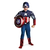 The Avengers - Captain America Muscle Medium Child
