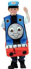 THOMAS THE TANK CHILD'S COSTUME - STANDARD