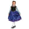Frozen Anna Deluxe Child Medium 7-8 Costume
