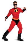 The Incredibles Mr. Incredible Adult Costume - XXL