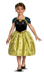 Disney Frozen Anna Child Costume Medium (7-8)