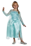 Disney Frozen Elsa Child Costume Small (4-6x)