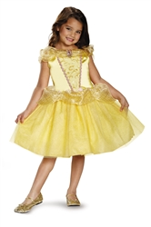 Belle Classic Child's Medium Costume