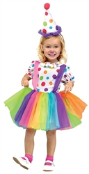 BIG TOP FUN 3T-4T TODDLER COSTUME