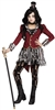 Freak Show Mistress Medium ( 8-10 ) Kids Costume