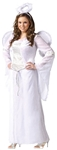 HEAVENLY ANGEL ADULT COSTUME - PLUS SIZE