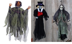 20 Inch Hanging Figures Assorted