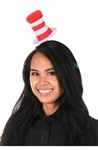 Dr. Seuss Cat in the Hat Springy Headband