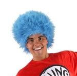 Dr. Seuss Thing 1 & 2 Plush Wig