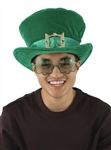 Adult Leprechaun Velour Hat