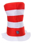 Felt Cat In The Hat Kids Stovepipe