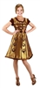Doctor Who Dalek Dress L/XL Adult Costume